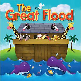 La gran inundación por Juliet David - Jo Parry - libro 9781859859919