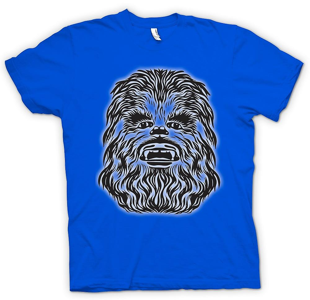 Herr T-shirt - Star Wars - Chewbacca