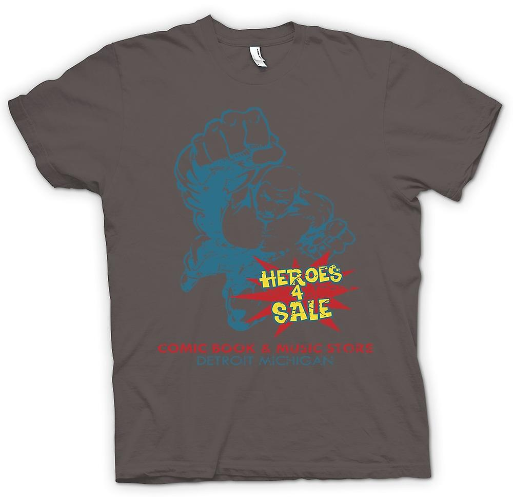 Womens T-shirt - Heroes 4 Sale - Comic Book Music Store - True Romance