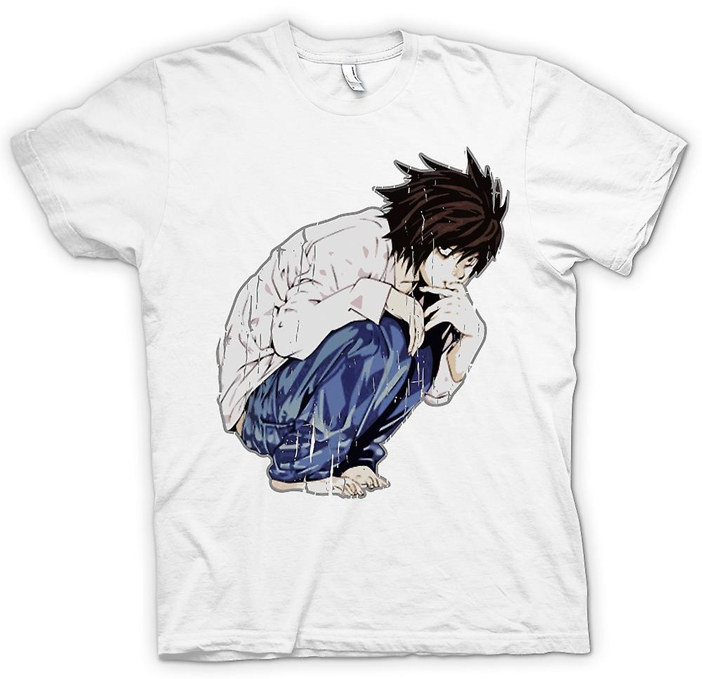 Womens T-shirt - Deathnote - Japanese Manga Inspired