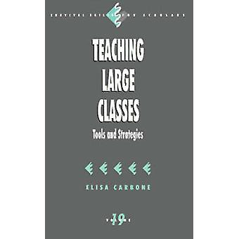 Enseignement de grande Classes des outils et des stratégies de Carbone & Elisa
