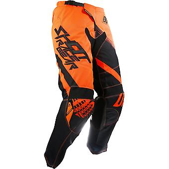 Shot Neon Orange 2017 Contact Claw MX Pant