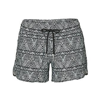 ONeill Black AOP-White Mix And Match - Print Womens Boardshorts