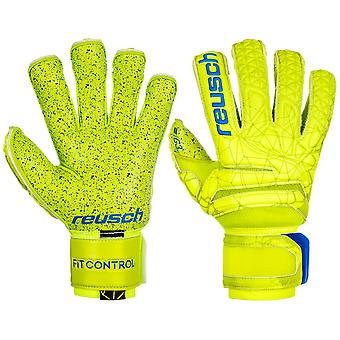 Reusch Fit Control G3 Fusion Evo Finger Support Goalkeeper Gloves Size