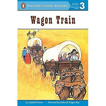 Vagn tåg (alla ombord läsning)