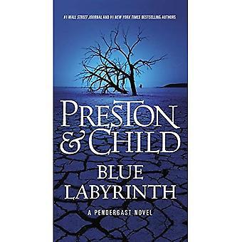 Blue Labyrinth (Agent Pendergast)