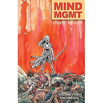 Mind MGMT Volume 5