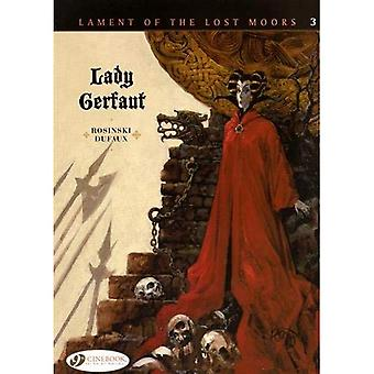 Lament of the Lost Moors Vol. 3 : Lady Gerfaut (Lament of the Lost Moors 3)