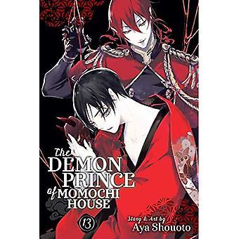 El príncipe demonio de Momochi casa, Vol. 13 (el príncipe demonio de Momochi casa)