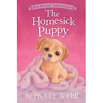 The Homesick Puppy (Pet Rescue Adventures)