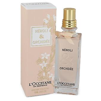 L'Occitane Neroli & Orchidee av L'occitane Eau De Toilette Spray 2.5 oz/75 ml (kvinnor)