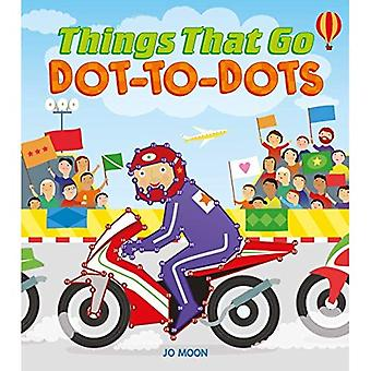Things That Go Dot-To-Dots (Children's Dot-To-Dot)