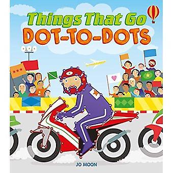 Saker som går prick-till-Dots (barnens prick-till-prick)