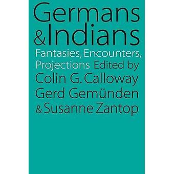 Tyskar och indianerna fantasier möter projektioner av Calloway & Colin G.