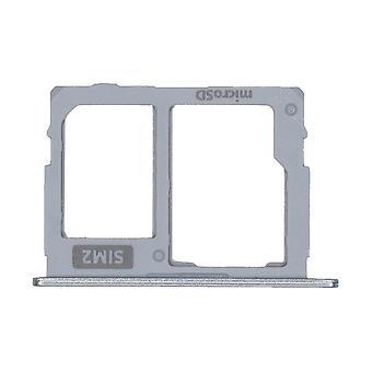 Genuine Galaxy J530 Silver SIM & Memory Card Tray | iParts4u