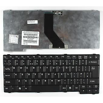 Toshiba Satellite L20-183 Black UK Layout Replacement Laptop Keyboard