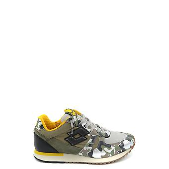Lotto Multicolor Leather Sneakers