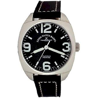 Zeno-watch mens watch square combat limited edition 3295-a1