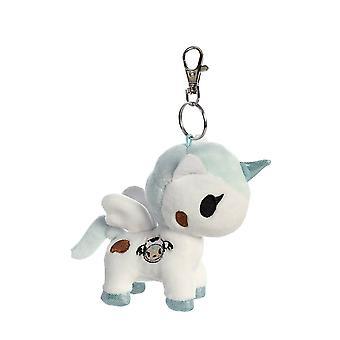 Tokidoki mooka Unicorno peluche clé clip 4,5