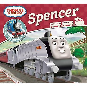 Thomas & Friends-Spencer-9781405279796