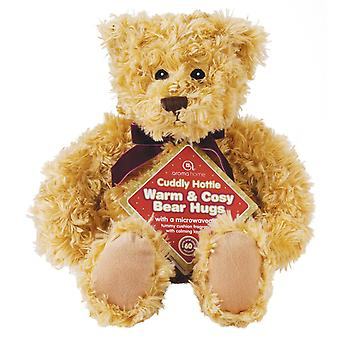 Cosy Bear Hugs Heatable Teddy Bedtime Warmer