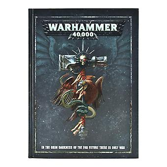 Jeux atelier-Warhammer 40 000: Rulebook 8e édition