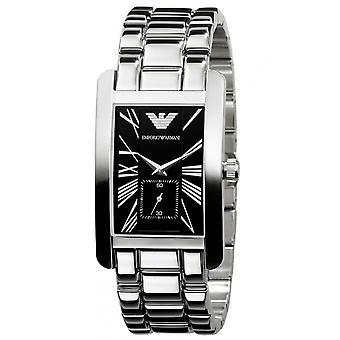 Armani Ar0156 - Mens Classic Stainless Steel Designer Watch