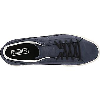 Puma Mens clyde frosted Low Top Lace Up Fashion Sneakers