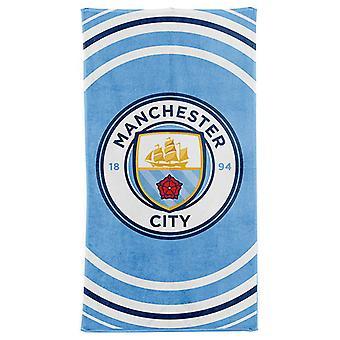 Manchester City FC puls håndkle