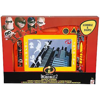 Incredibles Medium Scribbler