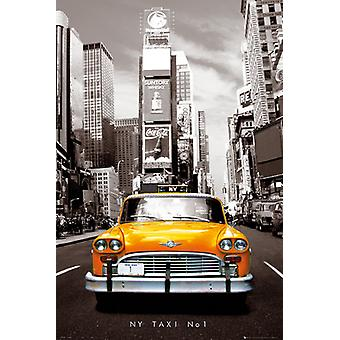 New York Taxi geen 1 Maxi Poster 61x91.5cm