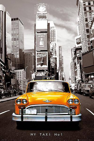 New York Taxi ingen 1 Maxi plakat 61x91.5cm