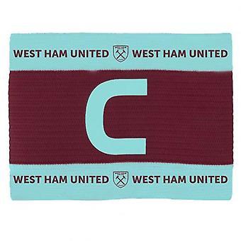 West Ham United Captains Arm Band