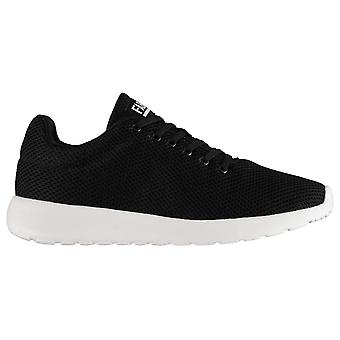 Fabric Mens Calzini Mesh Trainers Sports Shoes Sneakers Lace Up Low Top
