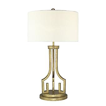 Elstead - 1 Light Table Lamp - Gold Finish - GN/LEMURIA TL