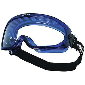 Bolle Blast Safety Goggles Anti-scratch Anti-fog & Anti-static Eye Protection