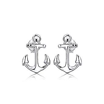Elli (ELJW5) Silver Women's Pin Earrings - 308660317