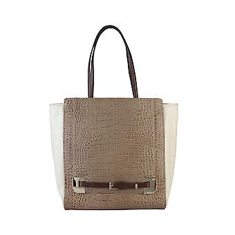 Cavalli classe Shopping bag Brown