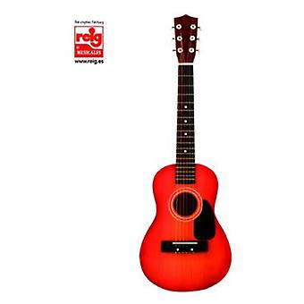 Reig Guitar Wood 75 Cm. (Toys , Educative And Creative , Music , Instruments)