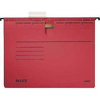 Leitz 1984-30-25 250 gm² Red 5 pc(s)