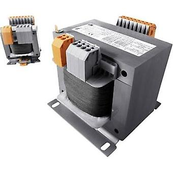 Control transformer, Isolation transformer, Safety transformer 2 x 208 V, 600 V 2 x 12 Vac 250 VA 10.41 A USTE 250/2x12