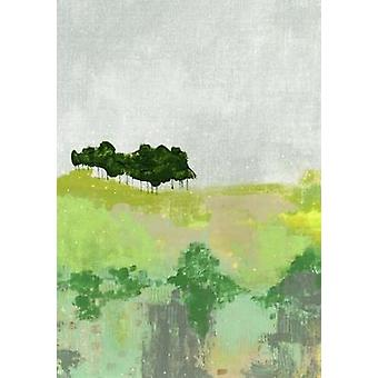 Trees Poster Print by Sarah Ogren