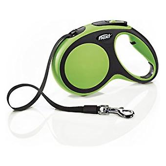 Flexi New Comfort Cord Green Medium 20kg - 5m