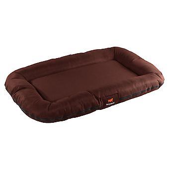 Oscar 80 cama impermeable marrón 80x60x11cm