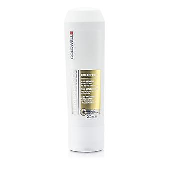 Goldwell Dual Senses Rich Repair Conditioner (For Dry, Damaged or Stressed Hair) 200ml/6.7oz
