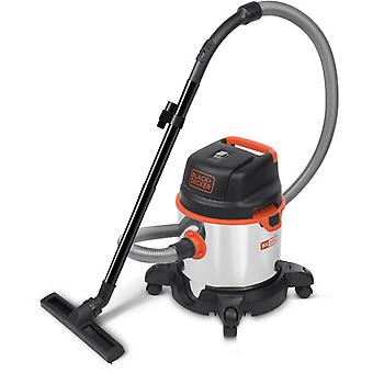Black and Decker Bxvc20xe-vacuum cleaner with tank 20 ltr. 1400w