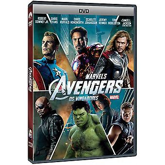 Avengers (2012) [DVD] USA import