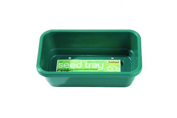 Mini Seed Tray With Holes Home Growing Gardening