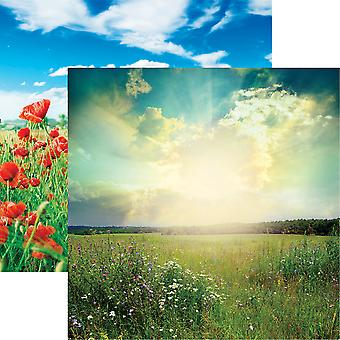 Photo Shoot Double-Sided Cardstock 12