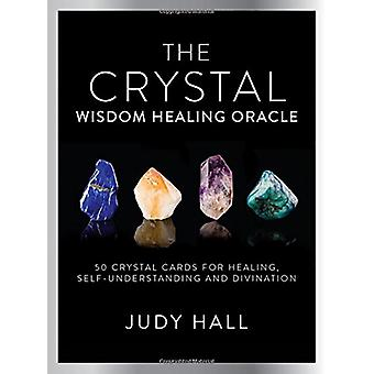Crystal Wisdom Healing Oracle Kit by Hall Judy